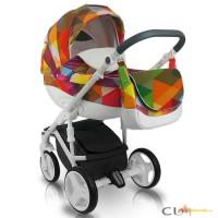 Детская коляска 2 в 1 Bexa Cube