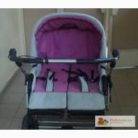 Hartan коляска для двойни б/у Hartan ZX II 7000 грн