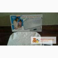 Цифровые весы для новорожденного Momert 6415 450грн