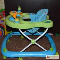 Продам детские ходунки GEOBY бу в хорошем состоянии