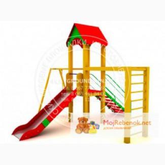 Детский игровой комплекс Малютка-5