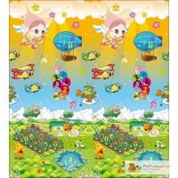 Игровой коврик Цифры и счет 1, 8х2, 0м BabyPol