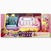 Кассовый аппарат с микрофоном розовый K30241 Keenway