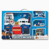 Игровой набор Полицейский участок K12635 Keenway