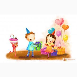 Организация и Проведение Детских Праздников, Детский День Рождения:).