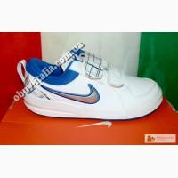 Кроссовки детские кожаные Nike Pico 4 оригинал из Италии