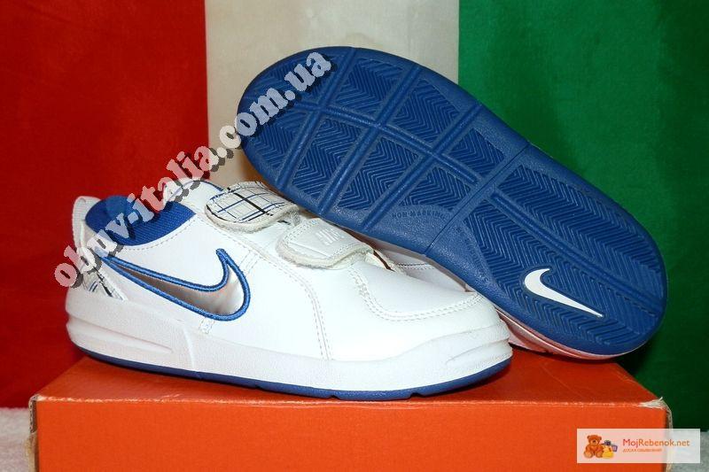 Фото 2. Кроссовки детские кожаные Nike Pico 4 оригинал из Италии
