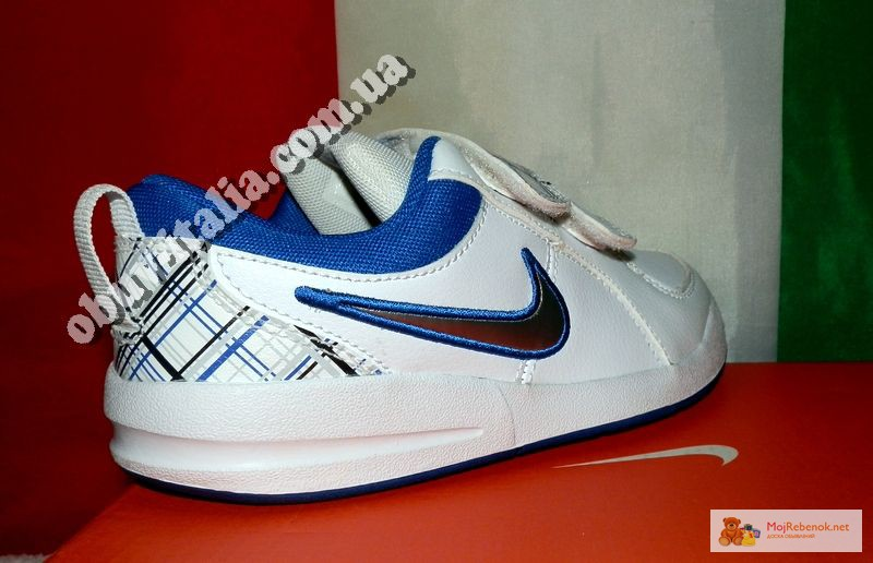 Фото 3. Кроссовки детские кожаные Nike Pico 4 оригинал из Италии