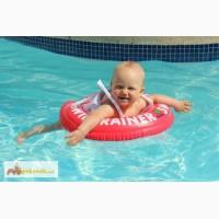 Надувной круг для обучения детей плаванию SWIMTRAINER Classic