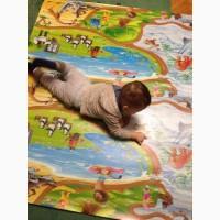 Детский игровой коврик Мадагаскар от украинского производителя