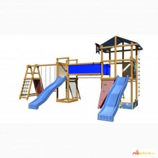 Игровой комплекс для дачи, игровая площадка SB-12