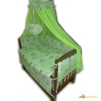 Акция! Новый комплект в кроватку 8 эл от производителя