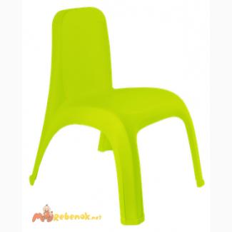 Детский пластиковый стульчик