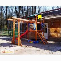 Детские игровые площадки +для улицы SB-14
