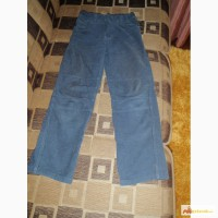 Вельветовые брюки на мальчика