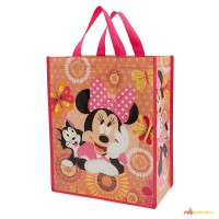 Многоразовая, яркая сумка Минни Маус