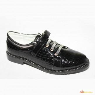 Туфли для девочки школьные