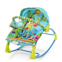 Детское кресло качалка - Шезлонг