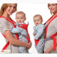 Рюкзак кенгуру для деток, рюкзачок с ортопедической спинкой для детей