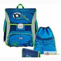 Школьные ранцы Hama Step By Step Soccer Blue BaggyMax
