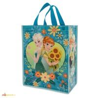 Многоразовая, яркая сумка Холодное сердце, Frozen