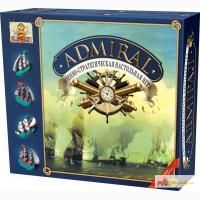 Настольная игра Адмирал. Шикарный подарок на праздник