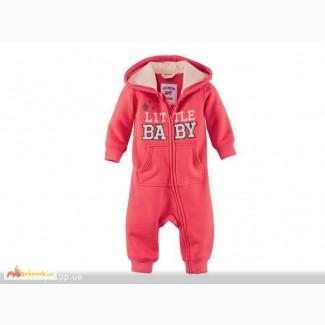 Боди утепленные для малыша Lupilu. Код. b3321