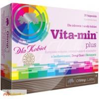 Olympus Vita-Min Plus для женщин 30 табл