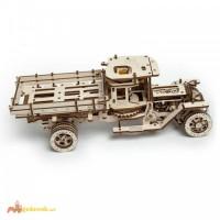 Механический-Деревянный 3D Конструктор - Грузовик UGM-11