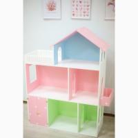 Сказочный кукольный домик