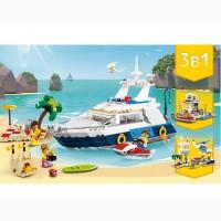 Конструктор JVToy 24012 «Пляжный отдых» серия «Чудесный город»