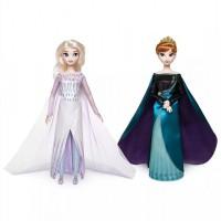 Кукла королева Анна и снежная королева Эльза Холодное сердце 2, Дисней