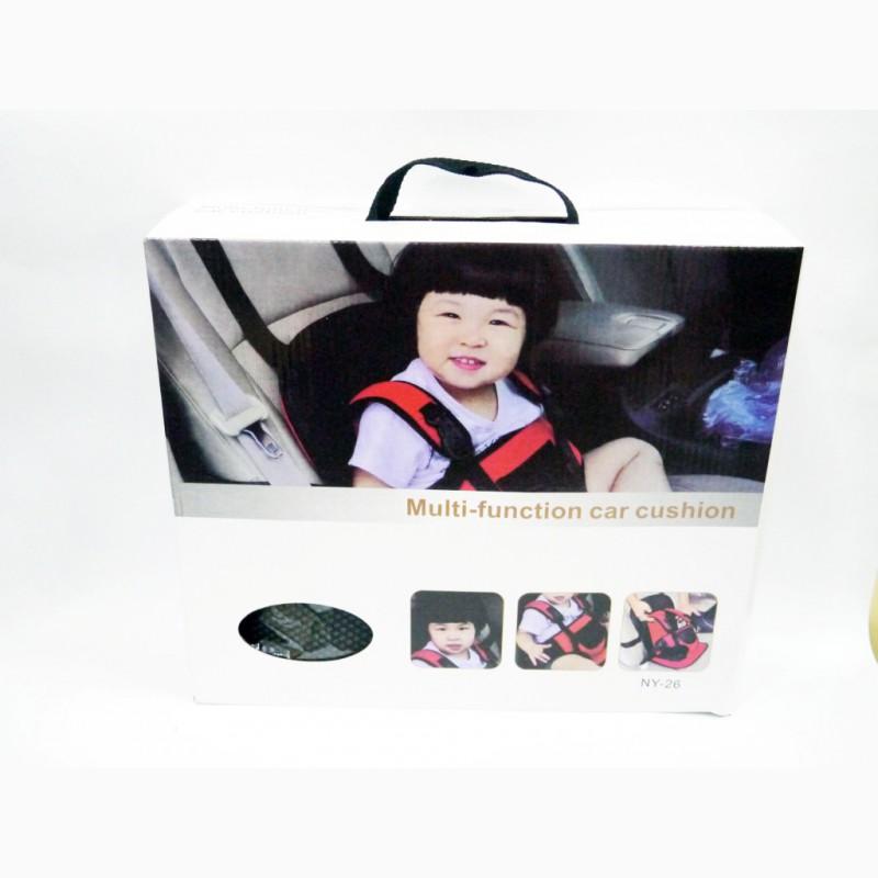 Фото 10. Автокресло детское бескаркасное Car Cushion Multi Function