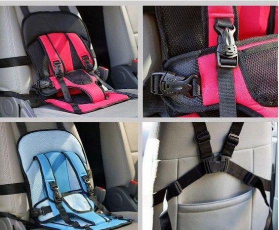 Фото 3. Автокресло детское бескаркасное Car Cushion Multi Function