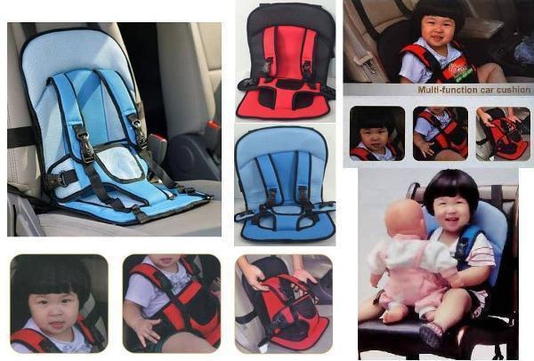 Фото 5. Автокресло детское бескаркасное Car Cushion Multi Function