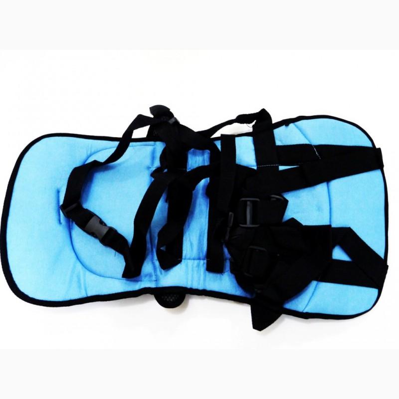 Фото 6. Автокресло детское бескаркасное Car Cushion Multi Function
