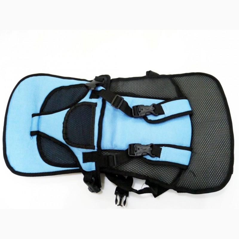 Фото 7. Автокресло детское бескаркасное Car Cushion Multi Function