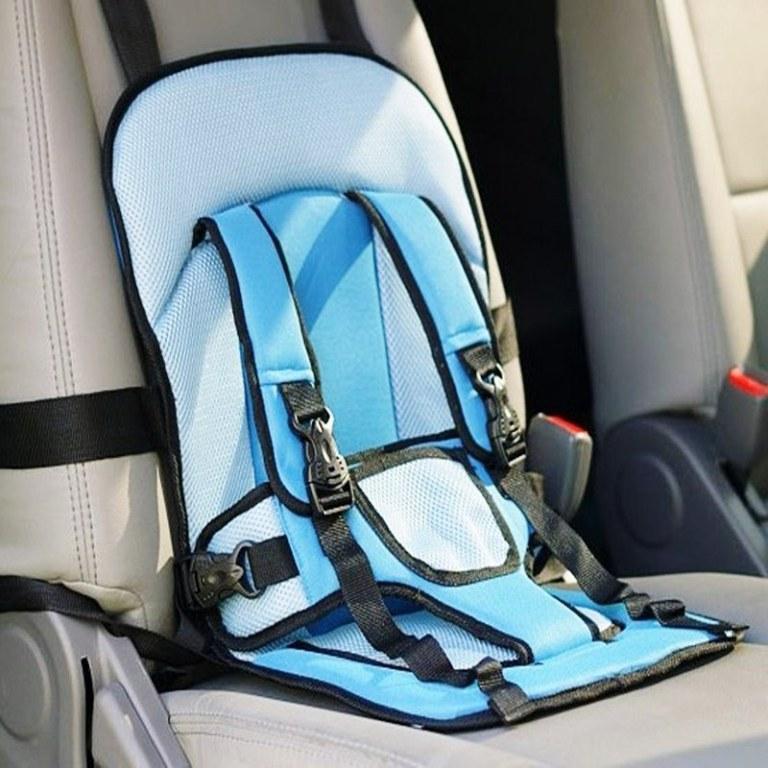 Фото 9. Автокресло детское бескаркасное Car Cushion Multi Function