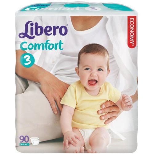 Фото 2. Подгузники Libero Comfort Fit (Либеро комфорт) Новинки. Низкие цены. Доставка Киев