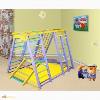 Детский спортивно-игровой комплекс Кораблик, детский спортивный уголок