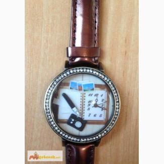 Часы женские наручные со стразами в корейском стиле