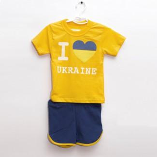 Продам Летний комплект Футболка + шорти