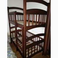 Двухъярусная кровать Карина Люкс Усиленная и подарок