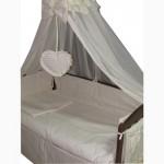 Постельные наборы в кроватку от производителя оптом и в розницу
