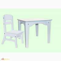 Набор мебели детский Ласка - столик+стульчик