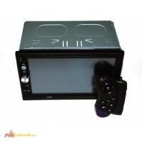 Автомагнитола 2 Din 7023 7. Bluetooth. Пульт на руль. Магнитола 7023 читает все форматы