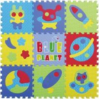 Детский игровой коврик-пазл Космическое пространство GB-M1703 Baby Great