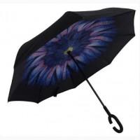 Зонт обратного сложения ветрозащитный, Зонты антишторм