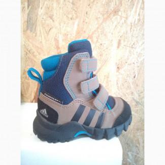 Распродажа Adidas!!! Осенние ботиночки на малыша, последний размер 19