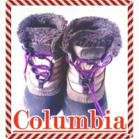 Сапоги зимние Columbia (оригинал 100%)(девочке, мальчику)